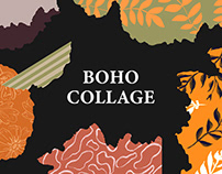 Boho Patterns and Objects