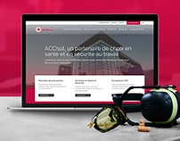 ACCIsst - Website Redesign