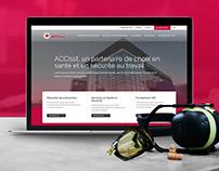 ACCIsst - Website Redesign