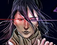 Sasuke Uchiha fanart