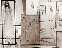 Fashion Design Process S/S RTW