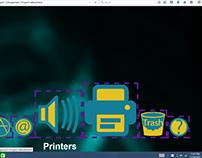 Pixel Pushing Icons Mac GUI