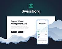 Swissborg - blockchain-based platform