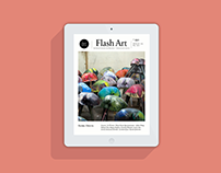 Flash Art International - Digital edition