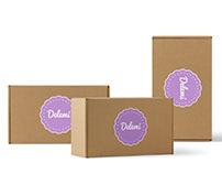 Delemi - Logo design