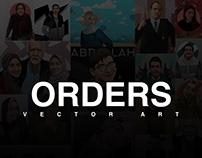 vector art-orders