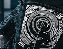 LEVI`S ╳ Pokras Lampas: 50th Anniversary TRUCKER Jacket