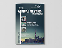 APOG's 45th Annual Meeting Program