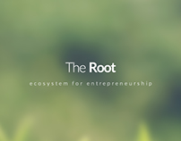 Web Design / The Root - Team formation system