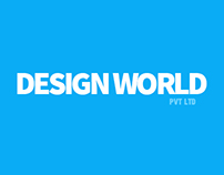 Design World Website Interface Design