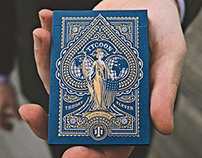 Theory 11 - Tycoon Playing Cards