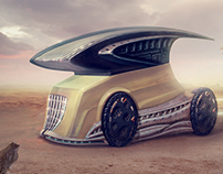 Alien cars