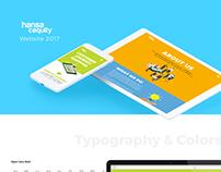 Cequity Website 2017 Revamp