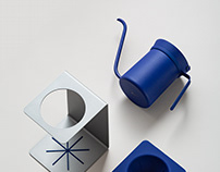X&Y Pour-over coffee set