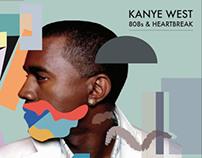 Jaquette CD - Kanye West