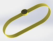 Mini montre bracelet (TimeZ)