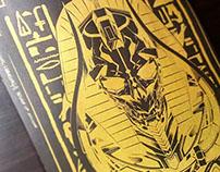 Hot Mesh Kult Magazine Exhibit: Curse of Ahmose