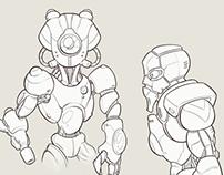 Robots sketch 02