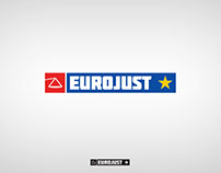 Logo design for EUROJUST