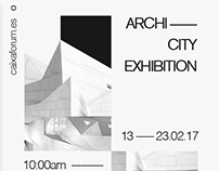 Archicity poster