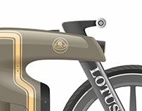Lotus B-01 e-bike