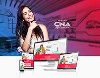 Projeto Site CNA Escola de Idiomas
