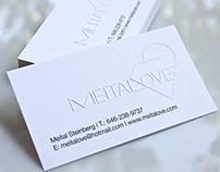 Meitalove jewelry branding