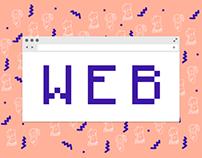 w e b