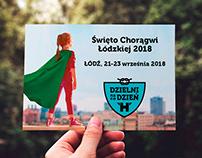 Dzielni na co dzień - Święto Chorągwi Łódzkiej ZHP