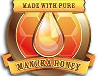 Buncha Farmers Manuka Soap Packaging