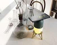 Lucis 3.0 Simple & Twist, Cordless Portable LED lamp