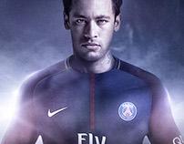 Neymar - Bienvenue au PSG