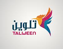 Talween Logo design