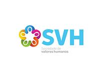 Logo SHV | Sociedade de Valores Humanos