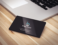 Business Card for bright home company