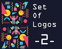 Set of Logos: 2