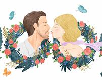 Valentine Day Google Doodle