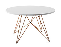 3d model: XZ3 Table Round by Magis