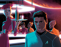Star Trek: Boldly Go #6 Cover