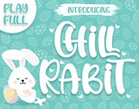 Free Chill Rabit Display Font