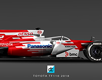 Teams i'd like back in F1 in 2018 Fantasy Liveries.