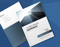 Brochure For Corporate Company