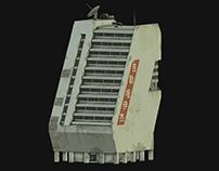 Sci-fi Building
