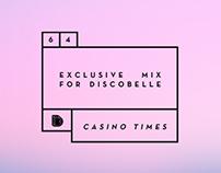 Discobelle Mixtape Template