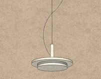 "lamp ""zia rosetta"""
