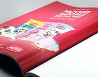 Skimoni - Anúncio Revista