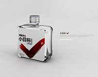 【酒祖井·小目标】小白酒包装Packaging of Liquor