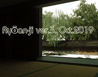 Ryōan-ji ver.3. Oct.2019