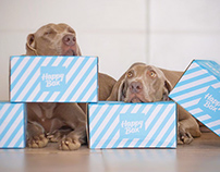 HappyBox package design