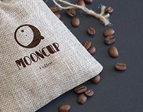 Mooncup -Branding